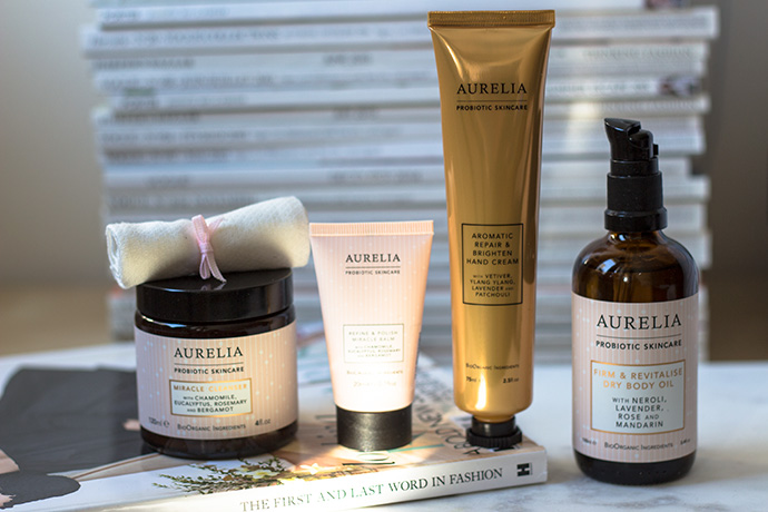 Aurelia Probiotic Skincare | Aromatic Repair & Brighten Hand Cream