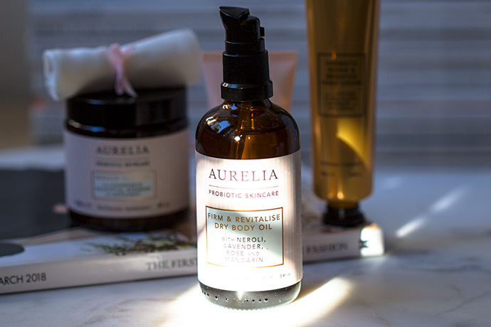 Aurelia Probiotic Skincare | Firm & Revitalise Body Oil