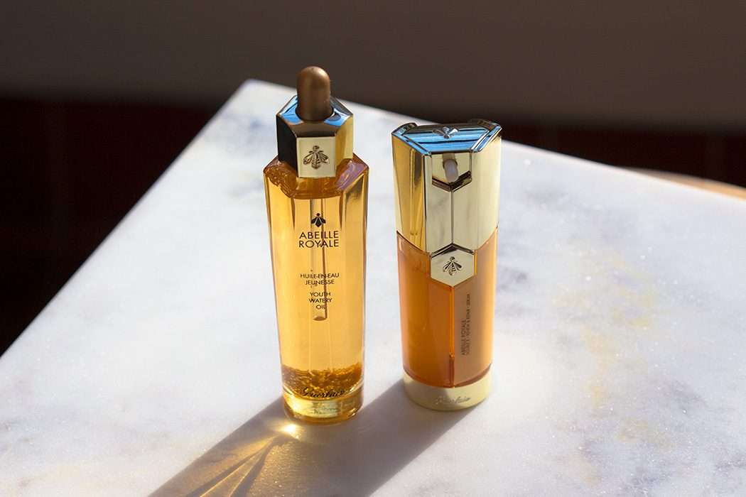 Guerlain | Abeille Royale Double R Renew And Repair Serum & Youth Watery Oil