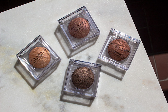 Tromborg | Baked Minerals Eye Shadows