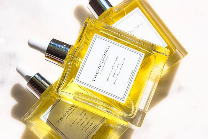 Tromborg | Aroma Therapy Body Oil Lavender Vanilla