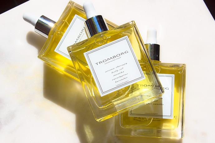 Tromborg | Aroma Therapy Body Oil Mentha Eucalyptus Lavender