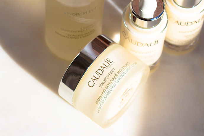 Caudalie | Vinoperfect Dark Spot Correcting Glycolic Night Cream