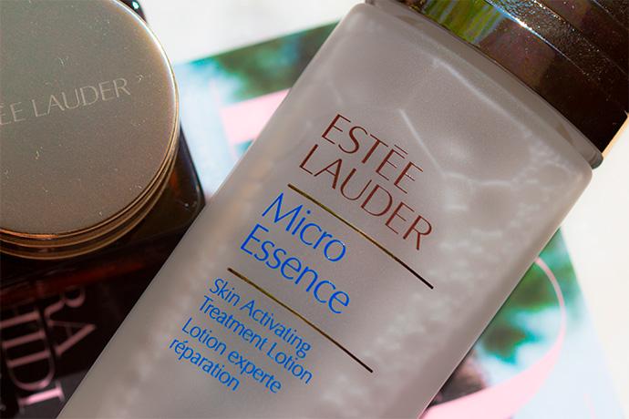 Estée Lauder | Micro Essence (detail)
