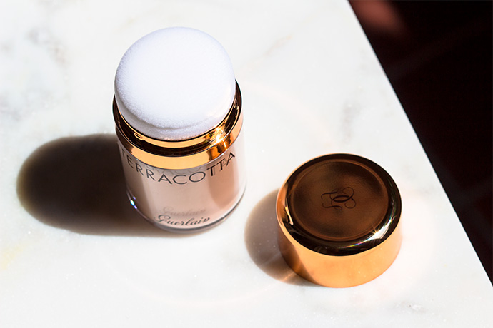 Guerlain | Terracotta Touch (detail)